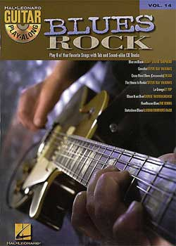Guitar Play-Along Volume 14 Blues Rock PDF
