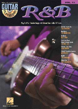 Guitar Play-Along Volume 15 R&B PDF