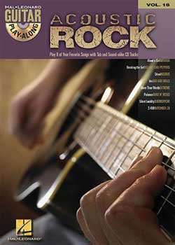 Guitar Play-Along Volume 18 Acoustic Rock PDF