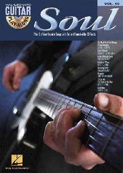 Guitar Play-Along Volume 19 Soul PDF