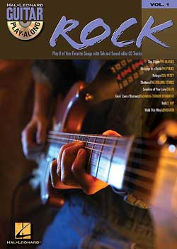 Guitar Play-Along Volume 1 Rock PDF