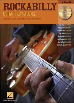 Guitar Play-Along Volume 20 Rockabilly