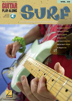 Guitar Play-Along Volume 23 Surf PDF