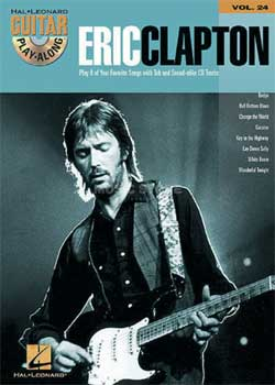 Guitar Play-Along Volume 24 Eric Clapton PDF