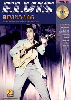Guitar Play-Along Volume 26 Elvis Presley