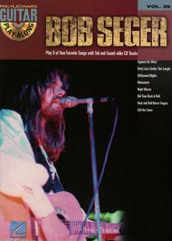 Guitar Play-Along Volume 29 Bob Seger PDF