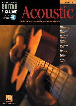 Guitar Play-Along Volume 2 Acoustic PDF