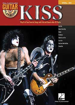 Guitar Play-Along Volume 30 Kiss PDF