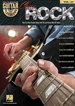 Guitar Play-Along Volume 34 Classic Rock PDF