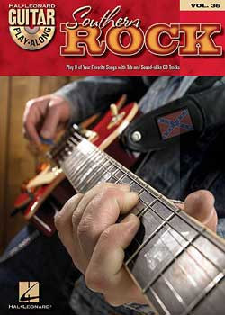 Guitar Play-Along Volume 36 Southern Rock PDF
