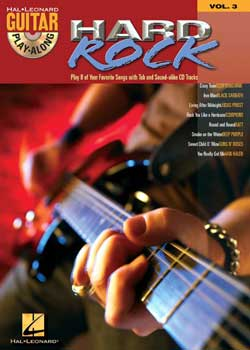 Guitar Play-Along Volume 3 Hard Rock PDF