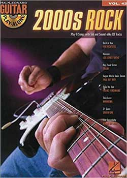 Guitar Play-Along Volume 42 2000s Rock PDF