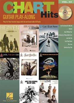 Guitar Play-Along Volume 42 Chart Hits
