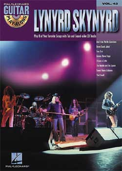 Guitar Play-Along: Volume 43 Lynyrd Skynyrd PDF