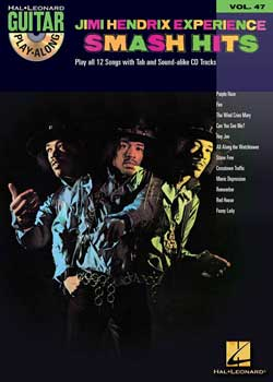 Guitar Play-Along Volume 47 Jimi Hendrix Experience Smash Hits PDF