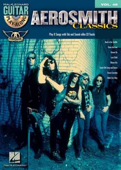 Guitar Play-Along Volume 48 Aerosmith Classics PDF