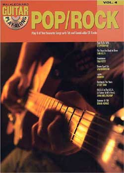 Guitar Play-Along Volume 4 Pop Rock PDF
