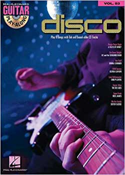 Guitar Play-Along Volume 53 Disco