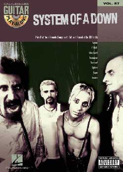 Guitar Play-Along Volume 57 System Of A Down PDF