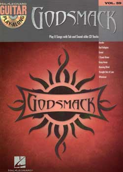 Guitar Play-Along Volume 59 Godsmack PDF