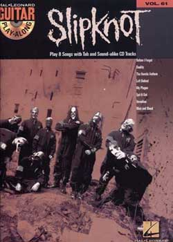 Guitar Play-Along Volume 61 Slipknot PDF
