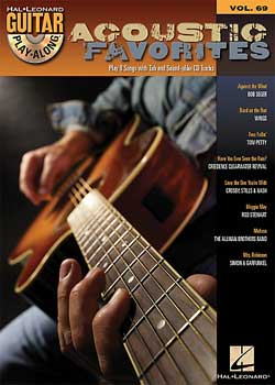 Guitar Play-Along Volume 69 Acoustic Favorites PDF