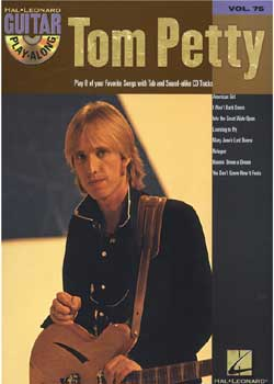 Guitar Play-Along Volume 75 Tom Petty