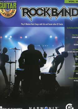 Guitar Play-Along Volume 97 Rock Band PDF