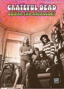 Grateful Dead Guitar TAB Anthology PDF