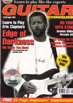 Guitar Techniques April 1997 PDF