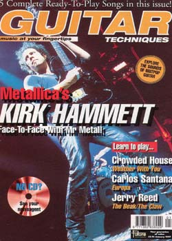 Guitar Techniques January 1997 PDF