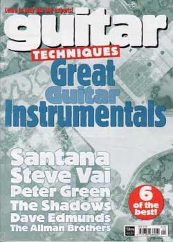 Guitar Techniques May 2000