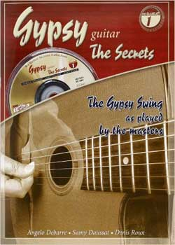 Gypsy Guitar The Secrets Volume 1 PDF