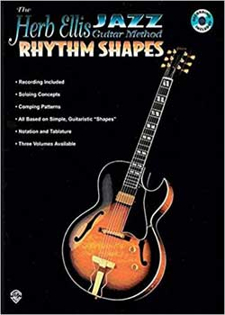 The Herb Ellis Jazz Guitar Method Rhythm Shapes PDF