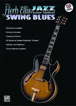 Herb Ellis Jazz Guitar Method Swing Blues