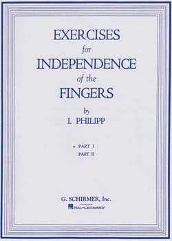 Isidor Philipp – Exercises For Independence Of The Fingers Part 1
