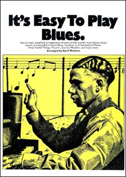 It's Easy to Play Blues PDF