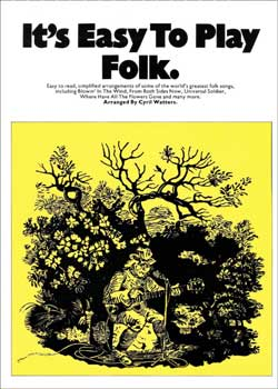 It's Easy to Play Folk PDF