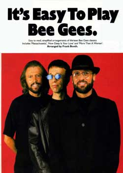 It's Easy To Play Bee Gees PDF