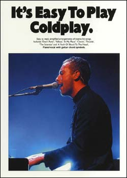 It's Easy to Play Coldplay PDF