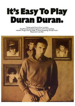 It's Easy to Play Duran Duran PDF