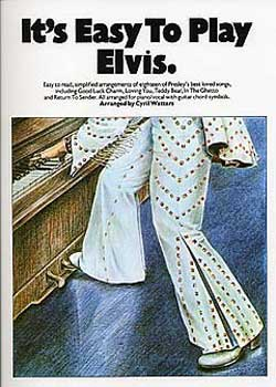 It's Easy To Play Elvis PDF