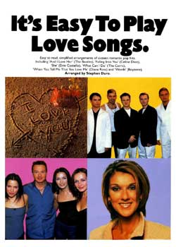 It's Easy To Play Love Songs PDF