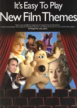 It's Easy To Play New Film Themes PDF