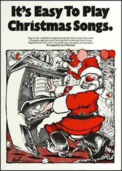 It's Easy to Play Christmas Songs PDF