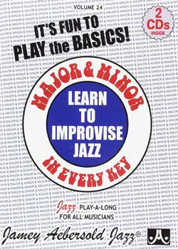 Jamey Aebersold Jazz Play-A-Long Volume 24 PDF