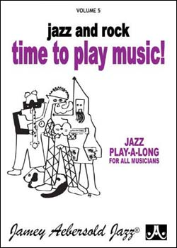 Jamey Aebersold Jazz Play-A-Long Volume 5