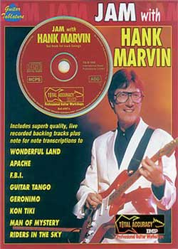 Jam with Hank Marvin PDF