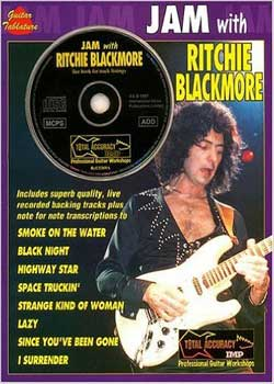 Jam With Ritchie Blackmore PDF