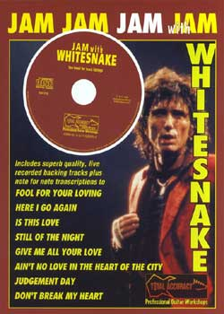 Jam With Whitesnake PDF